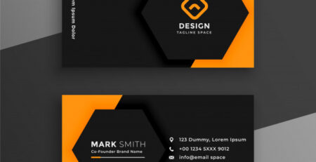 How to design an effective business card Canada