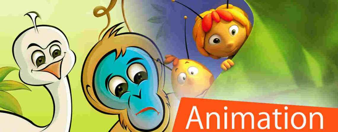Best 2D 3D Animation Services Company Canada