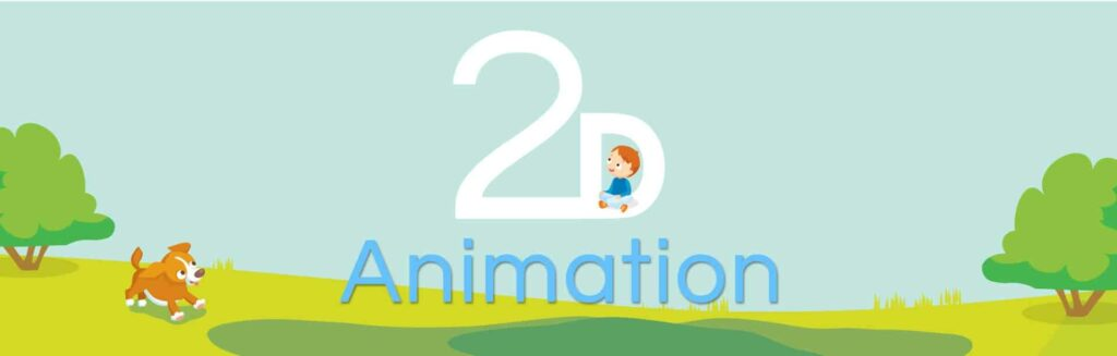 Best 2D Animation Services Company Canada