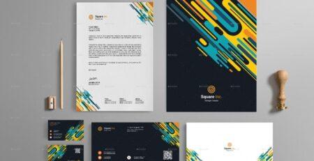Corporate Brand Identity Design Services Canada - Reetu Graphic Designer